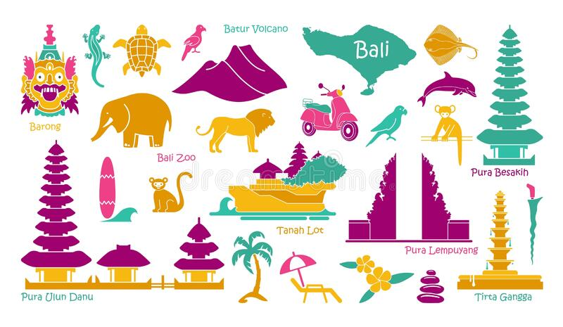Bali Icons Stock Illustrations 216 Bali Icons Stock Illustrations Vectors Clipart Dreamstime