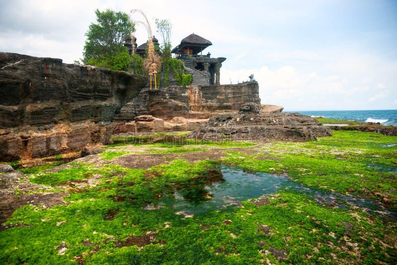 bali Indonesia udziału tanah świątynia zdjęcie royalty free