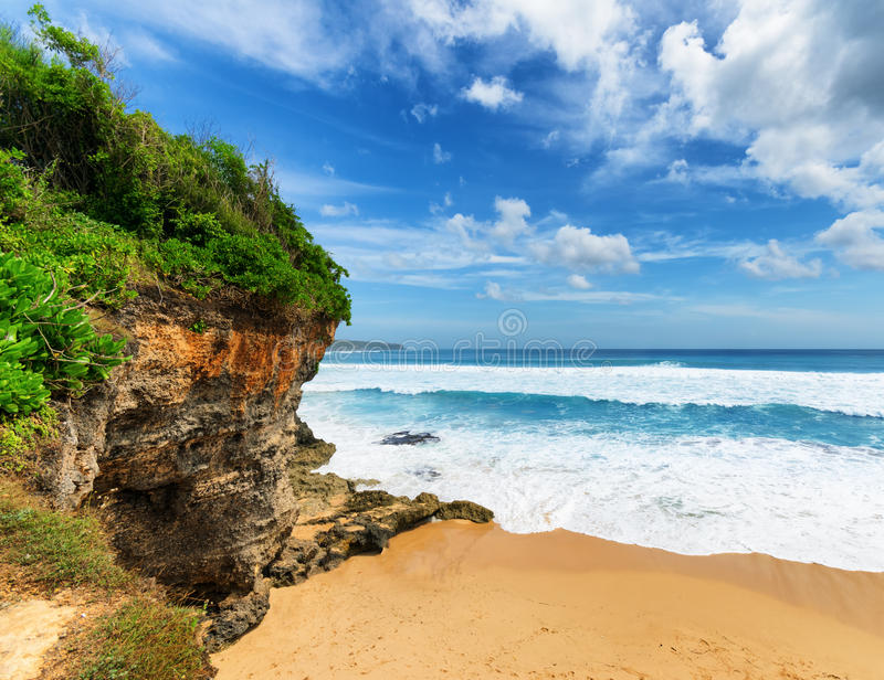Bali Island Royalty Free Stock Photography