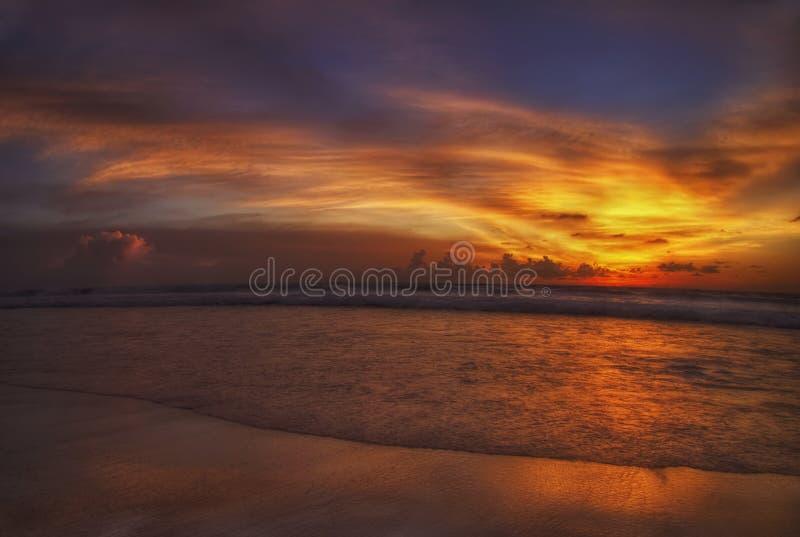 bali lawy słońca zdjęcia royalty free