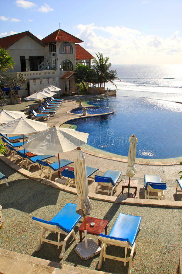Download Bali Resort Indonesia stock image. Image of fountain - 16906271