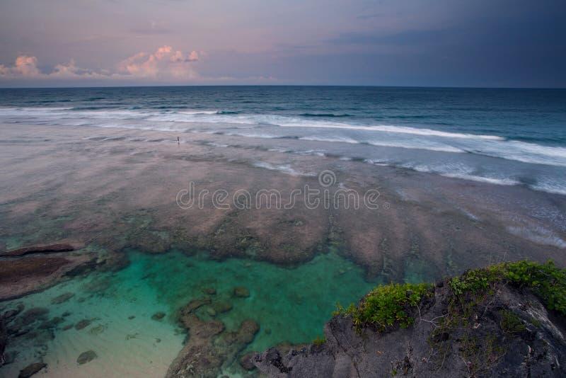 Bali Seaside stock images