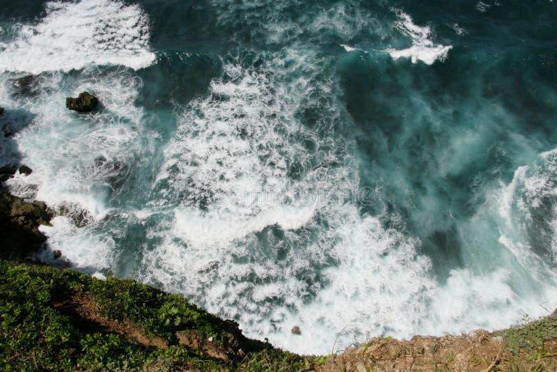 Bali Seawater Royalty Free Stock Photography