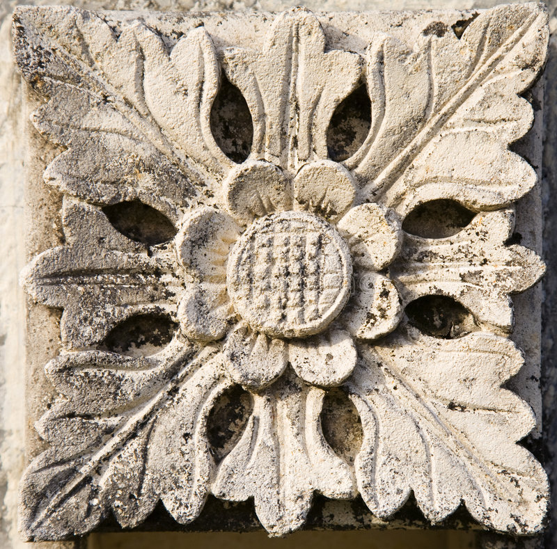 Bali stone carving stock photo image of decoration
