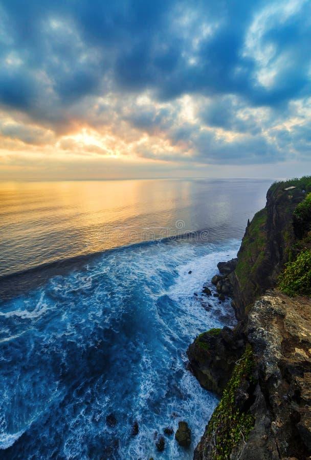 Bali suset stock fotografie
