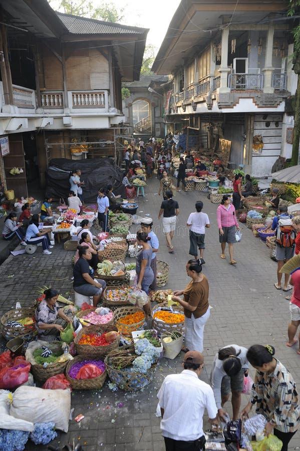 Bali Ubud Market royalty free stock photo