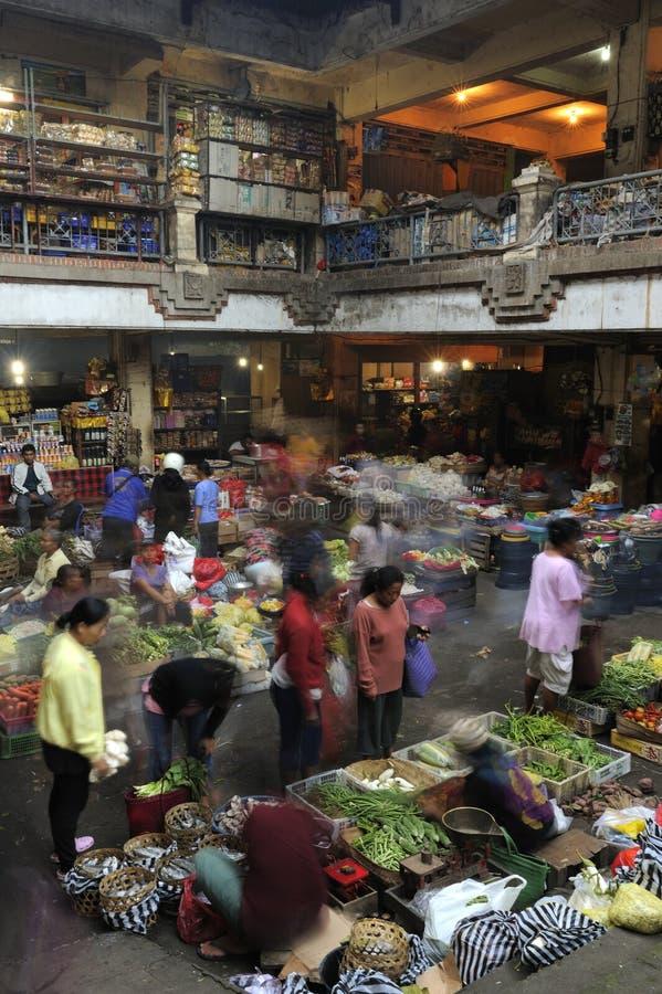 Bali - Ubud market royalty free stock photo