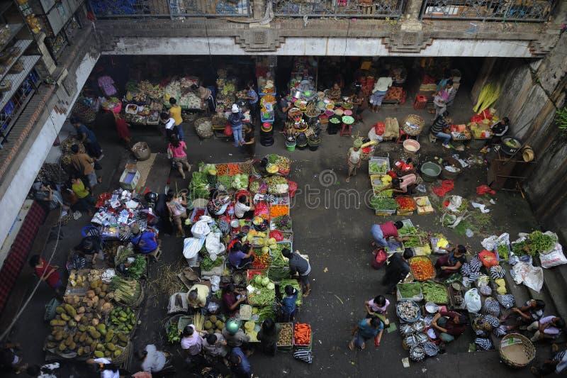 Bali - Ubud market royalty free stock image