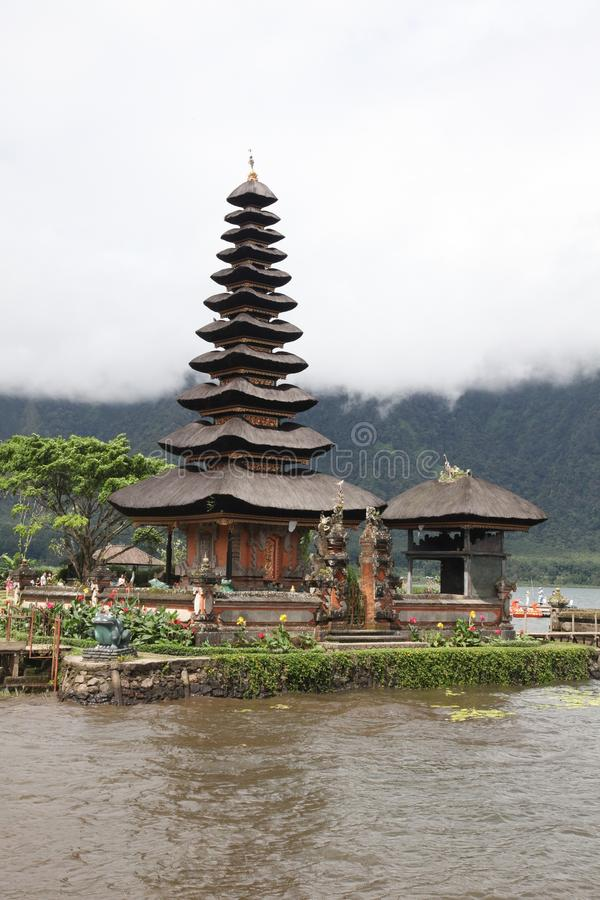 Download Bali Water Temple Vertical stock photo. Image of hinduism - 27834742