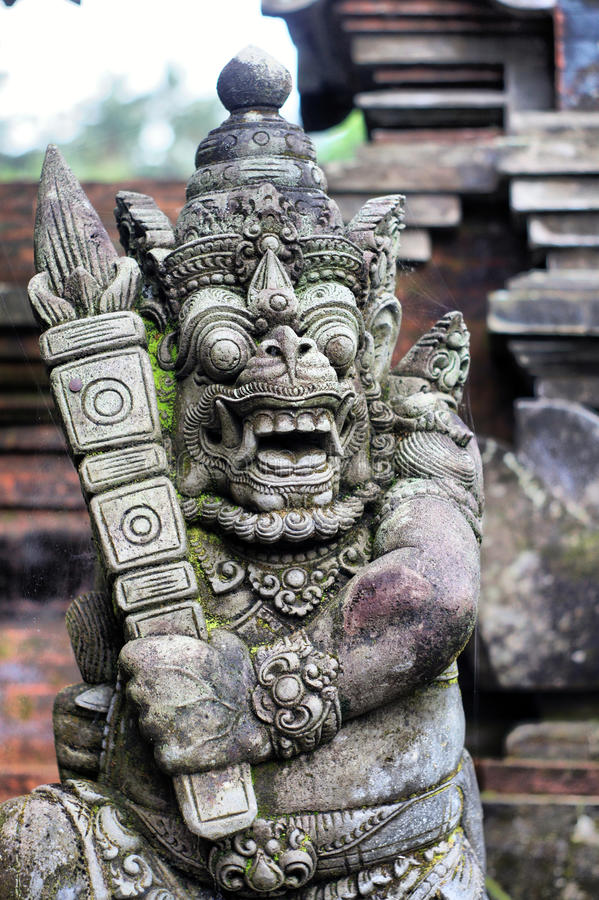 Download Balinese God stock photo. Image of statues, balinese - 25324984