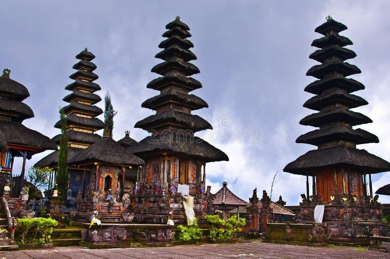 Balinese-Tempel-Schreine stockfotos