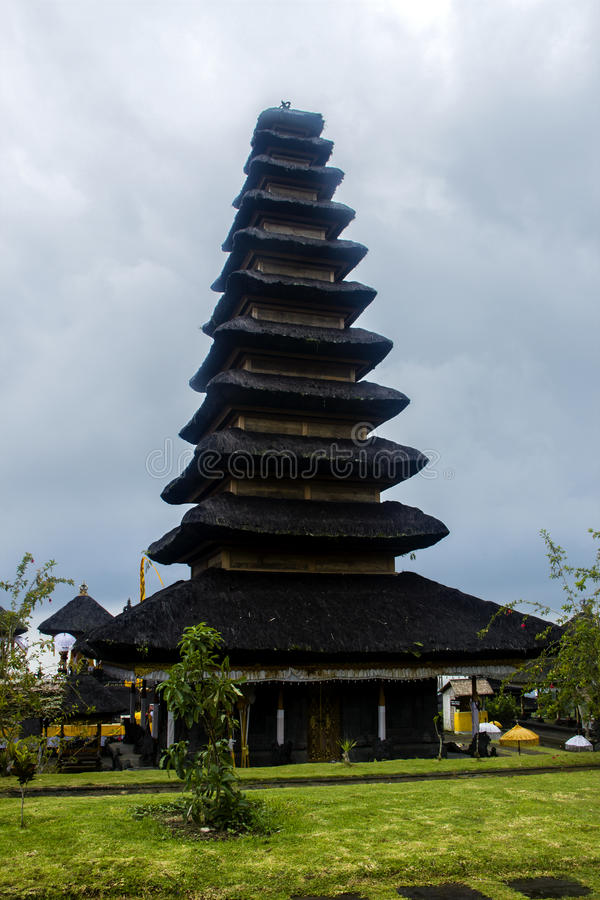 Download Balinese temple stock image. Image of famous, asia, destinations - 25376075