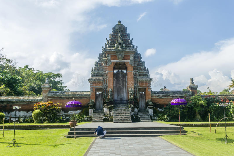 Download Balinese temple stock image. Image of indian, ornate - 28369129