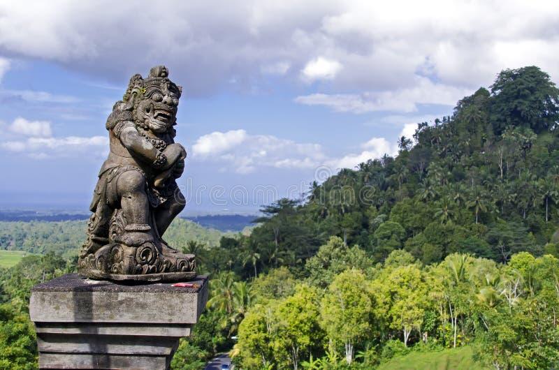 Balinesegud royaltyfria bilder
