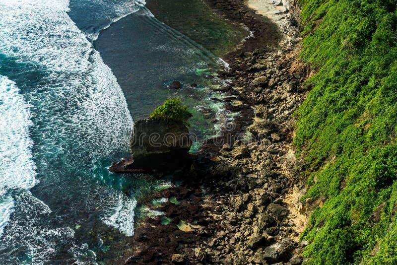 Balinesekust arkivbild