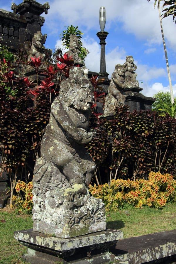 Download Balinesestaty På Pura Besakih Fotografering för Bildbyråer - Bild av sten, traditionellt: 78729335