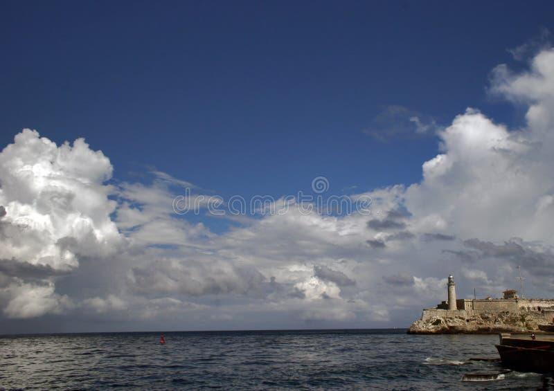 Baliza do capital de Cuba fotografia de stock royalty free