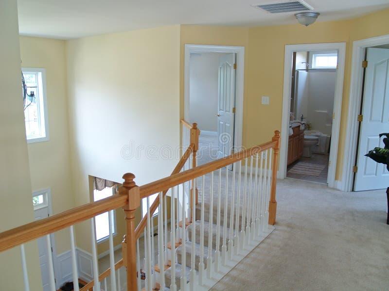 balkonowy wnętrze zdjęcie stock