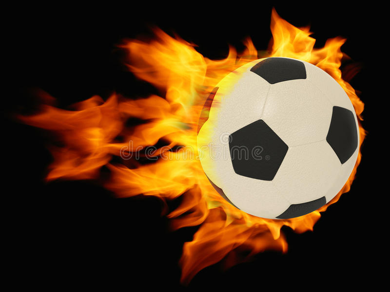 Download Ball stock image. Image of cover, black, design, inferno - 12604833