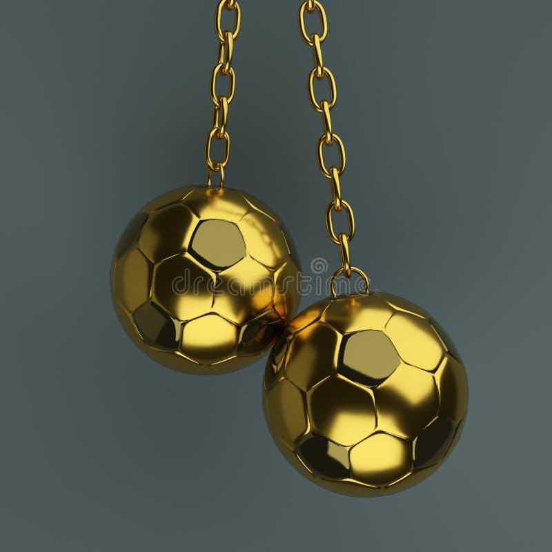 Ball stock illustration