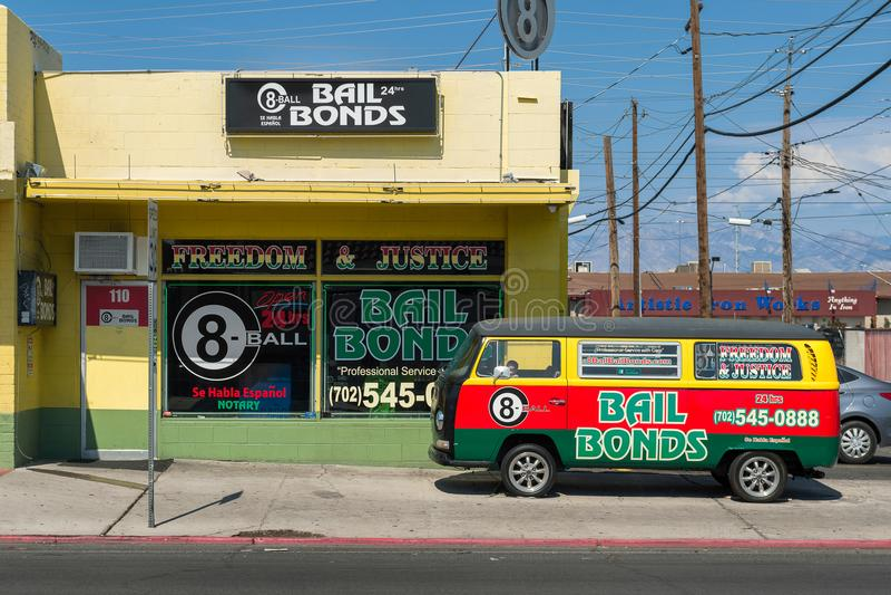 8 Ball Bail Bonds stock photos