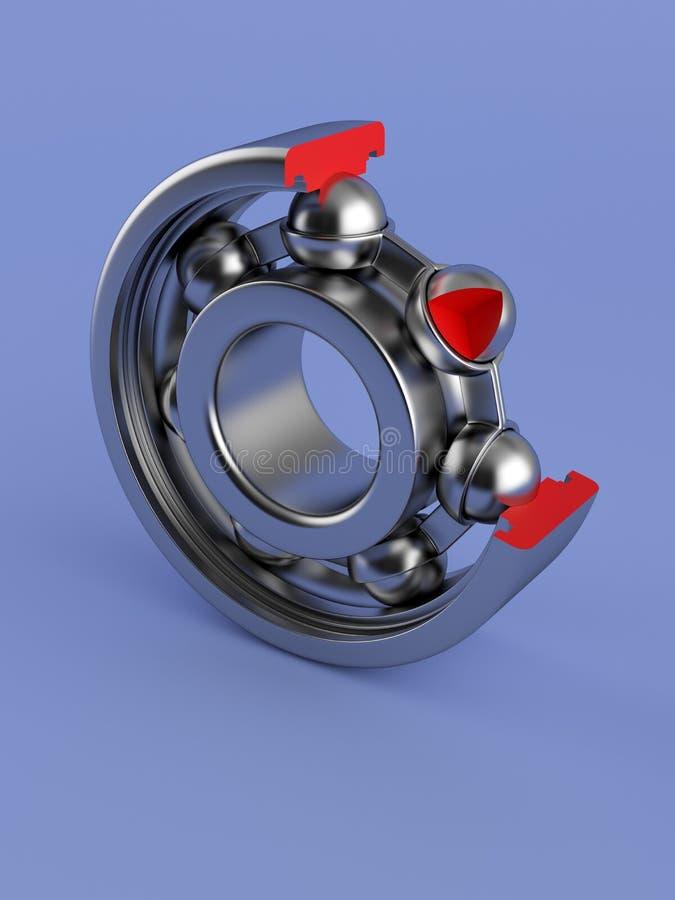 Download Ball Bearing Cut Stock Photo - Image: 16245700