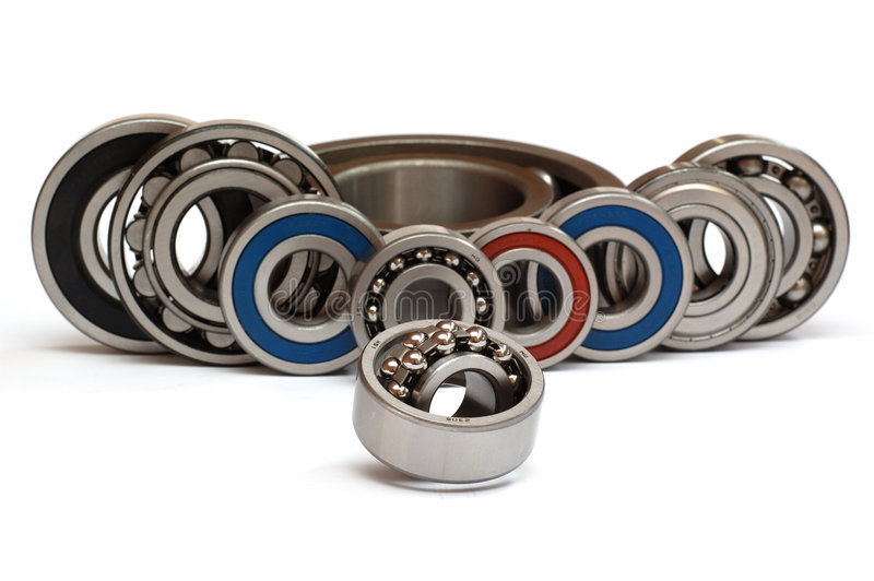 Ball bearings stock images