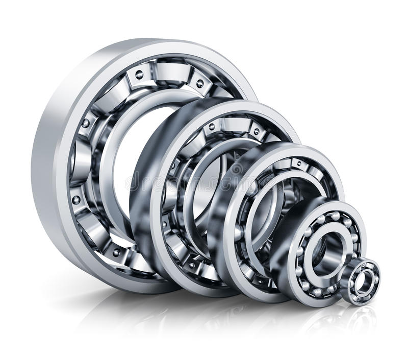 Download Ball bearings stock illustration. Image of equipment - 37458473