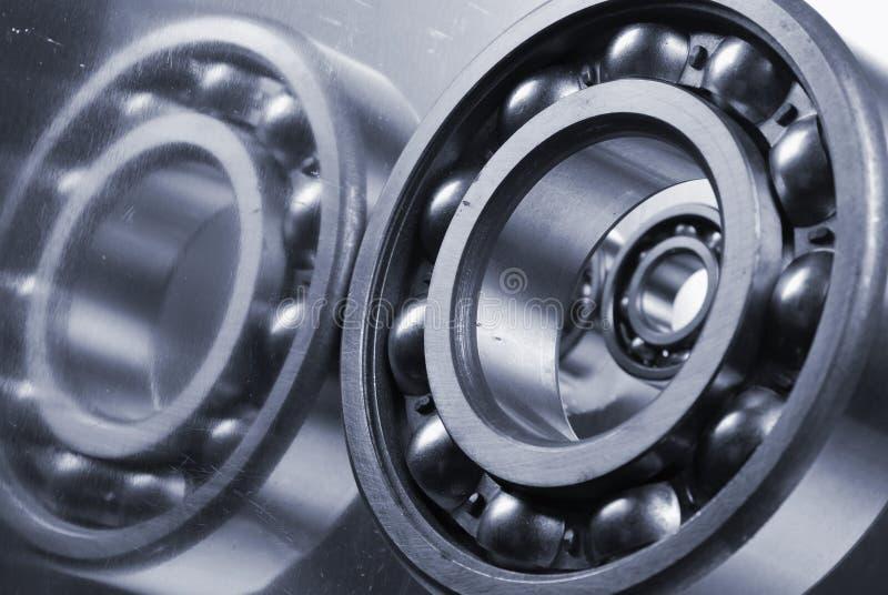 Ball-bearings still-life