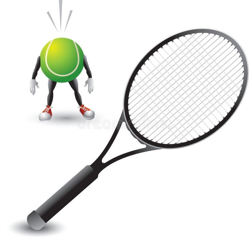 ball character racket tennis стоковые изображения rf