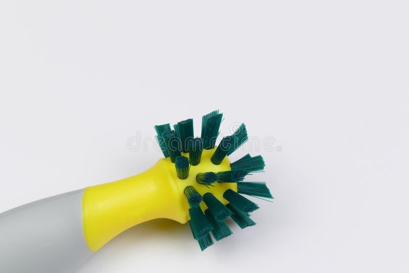 Ball cleanign brush stock photos