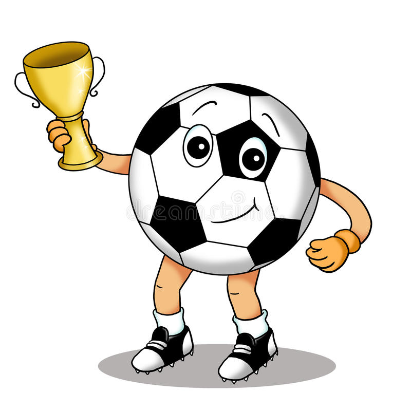 Download Ball With The Cup Stock Images - Image: 13889994