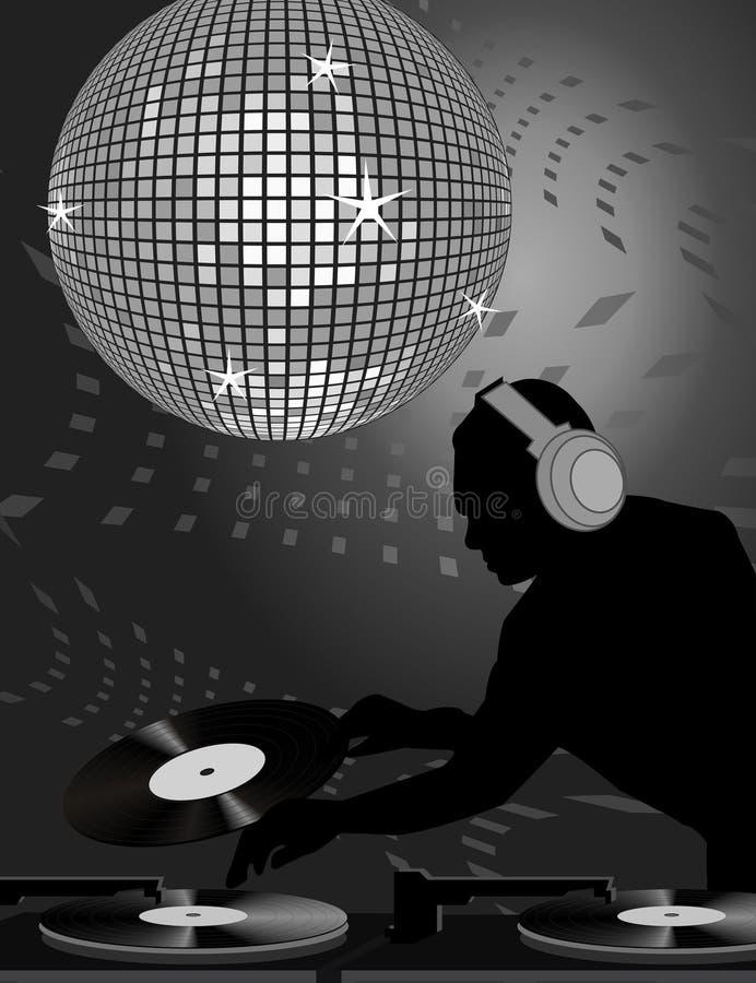 ball disco dj ελεύθερη απεικόνιση δικαιώματος