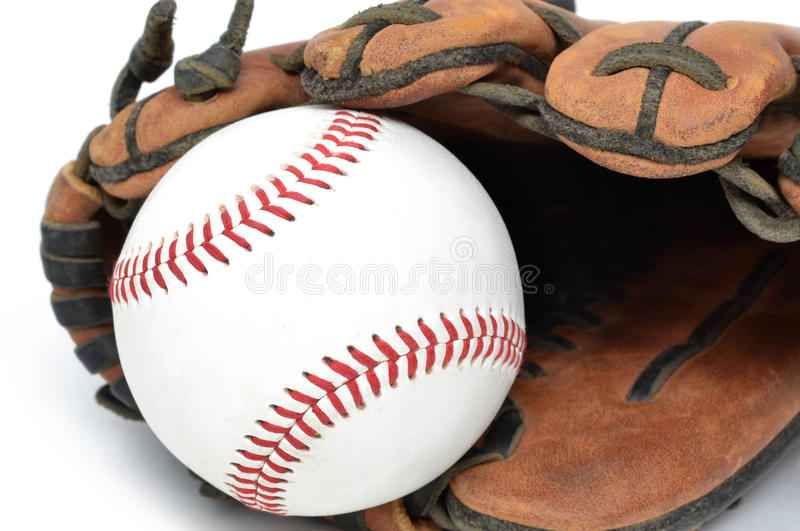 Download Ball In Glove stock image. Image of glove, mitt, toys - 25261705