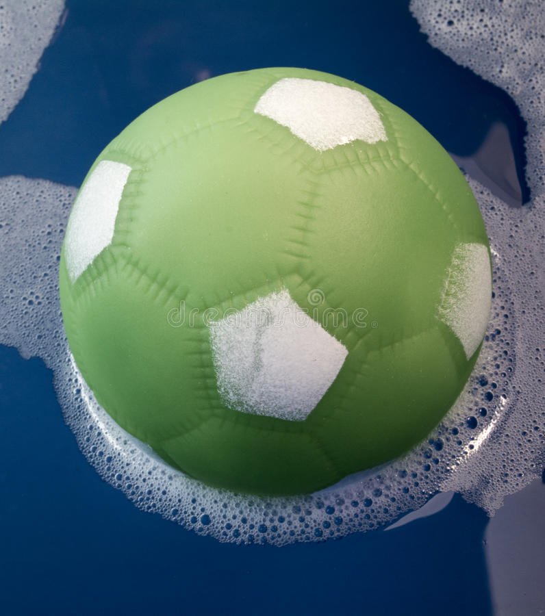 The ball royalty free stock photography