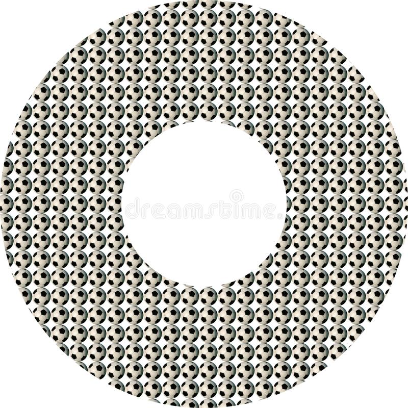 ball icon stock photo