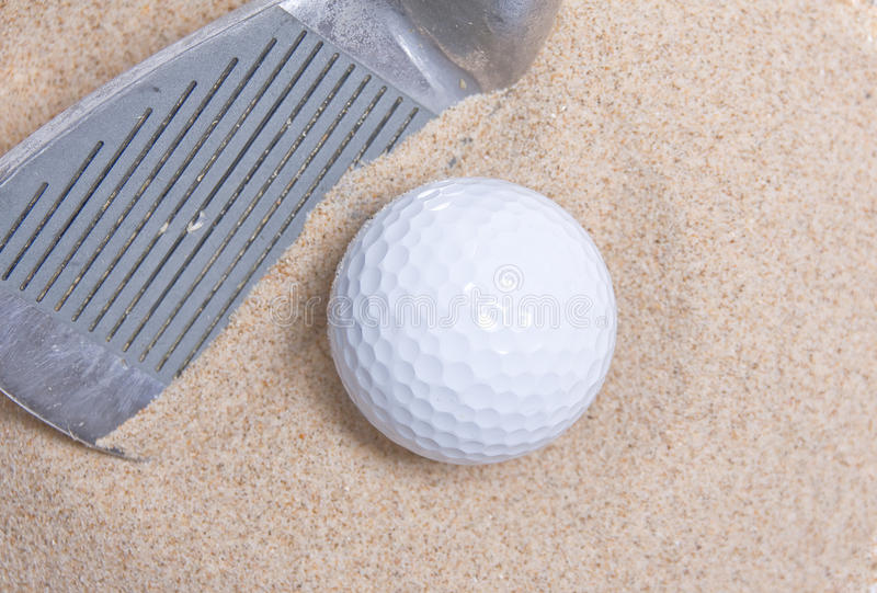 Ball and iron stock images