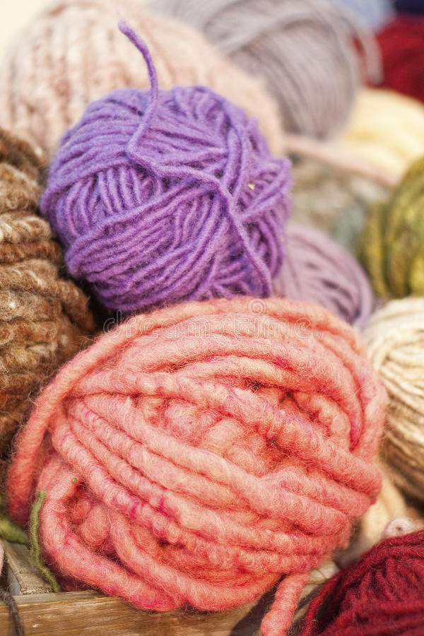 Free Ball Of Wool Stock Photo - 12627870