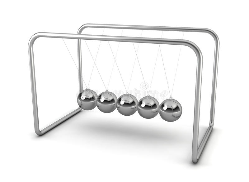 Download Ball Pendulum Royalty Free Stock Photography - Image: 27858547