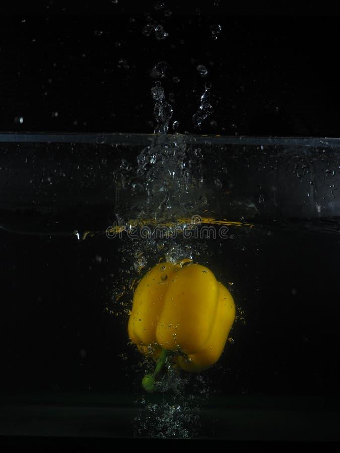 Ball pepper stock image