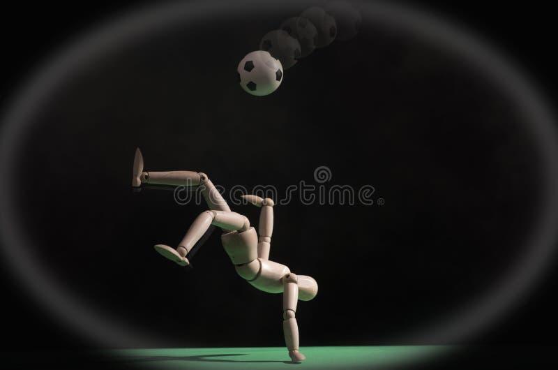 ball player soccer royaltyfria bilder