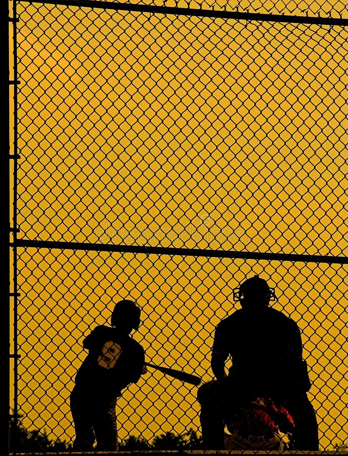 Free Ball Players Abstract Stock Images - 953434