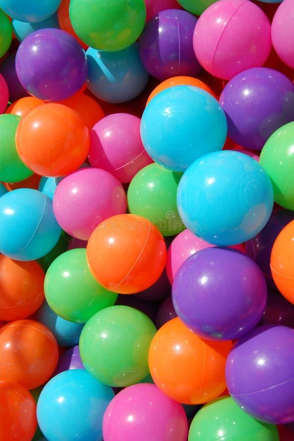 Ball pool royalty free stock photos