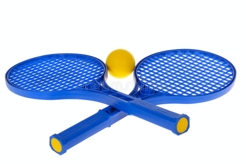 Download Ball And Racquet stock photo. Image of white, health - 10257562