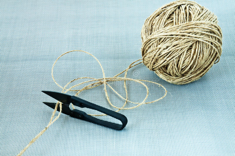 Download Ball of twine stock photo. Image of cord, rope, line - 20722040