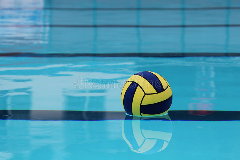Download Ball On Water Royalty Free Stock Photography - Image: 22694517