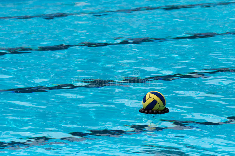 Download Ball on water stock photo. Image of background, attribute - 22694606