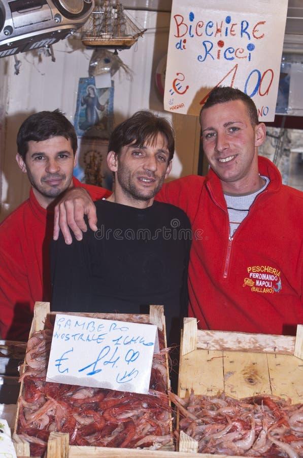 Download Ballaro, Palermo- Selling Shrimp Editorial Photo - Image: 29213346