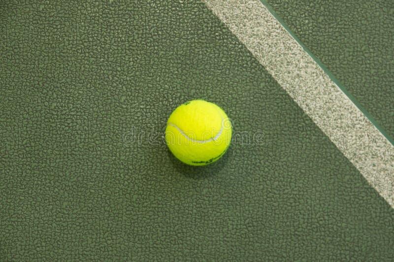Balle de tennis wallpaper photo stock