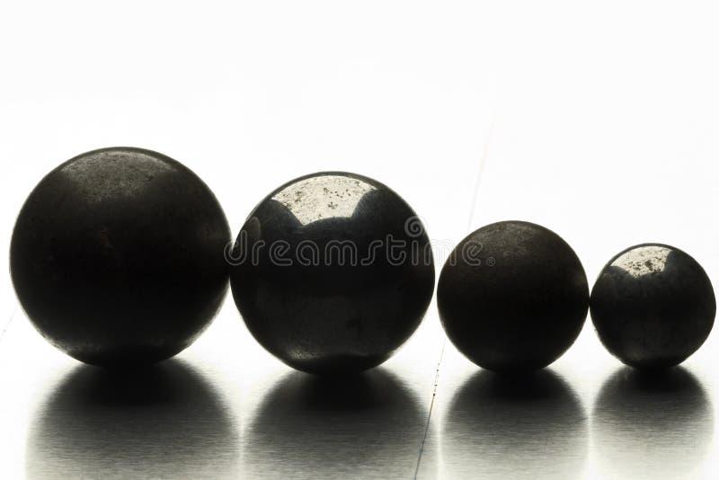 Ballen stock afbeelding